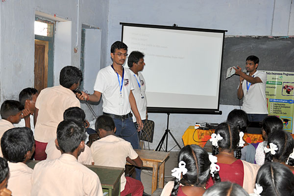 Interaction by Students
