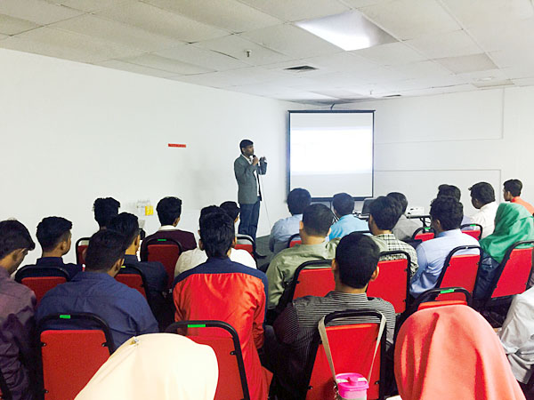Data Awareness Programme Delivery by Dr.Subramani Paramasivam