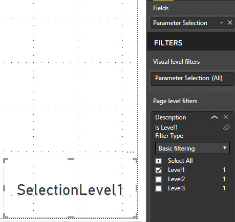 Capture the Selected Filter in PowerBI – DAX | Data